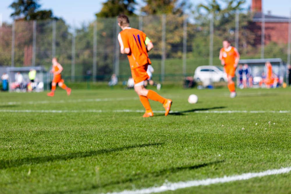 Me gusta jugar al fútbol en amateur porque disfruto con ello