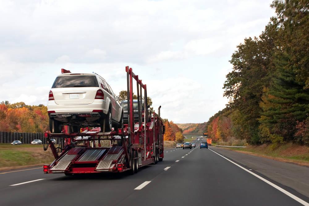 Transthalia, para el transporte internacional de vehículos