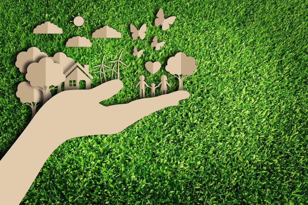 Hormigón, un material sostenible para casas eficientes