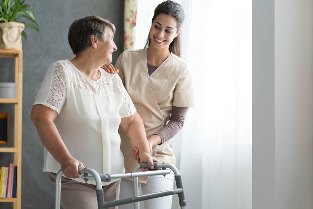 Centros de asistencia domiciliaria para ancianos y personas dependientes