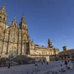 Santiago de Compostela, la joya de la Corona en España