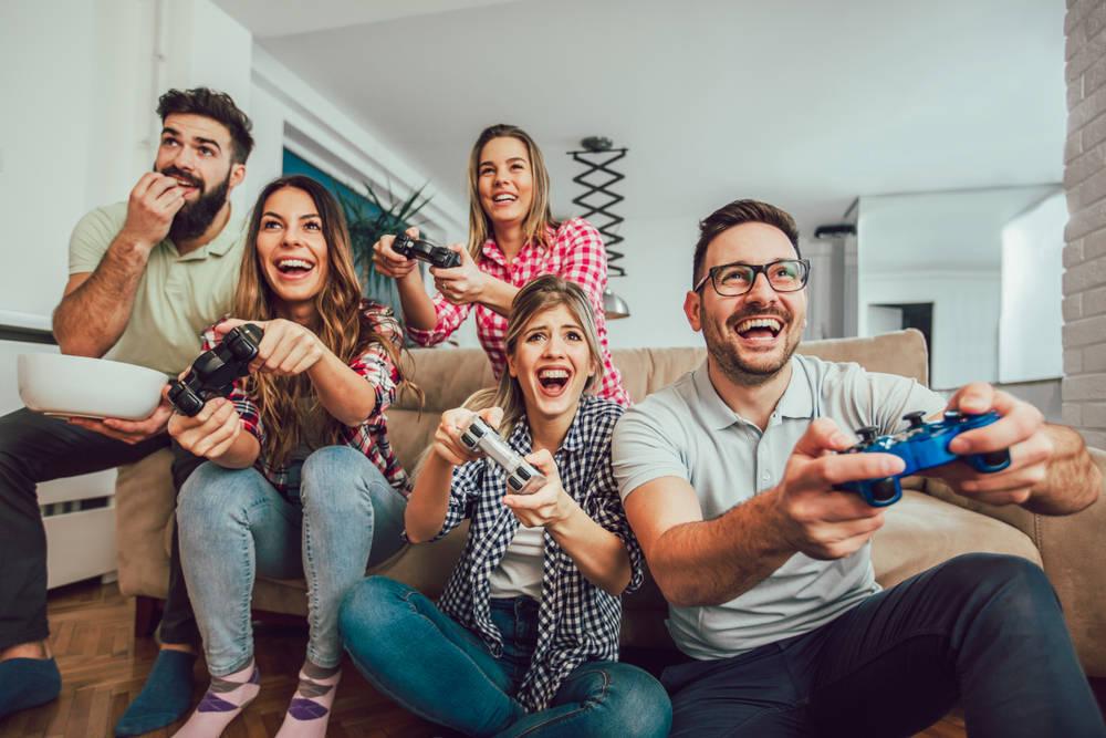 Por qué los videojuegos son buenos para el cerebro