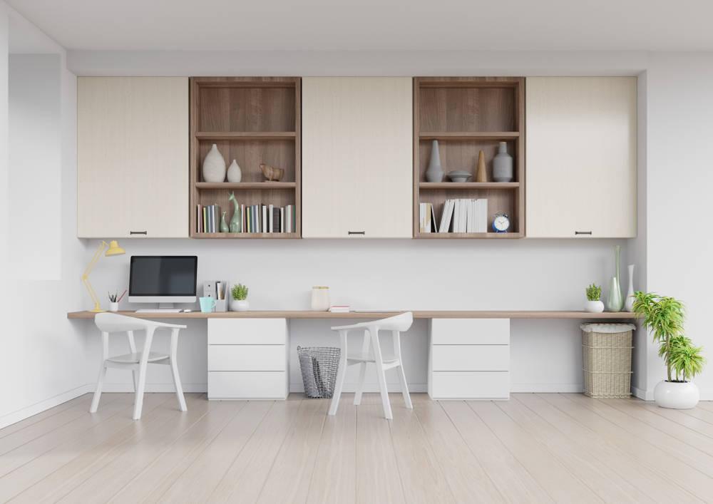 Apuesta por espacios de estudio en casa