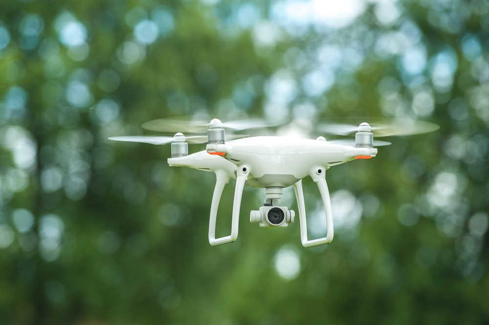 Un dron con cámara, el artilugio tecnológico de moda en la actualidad