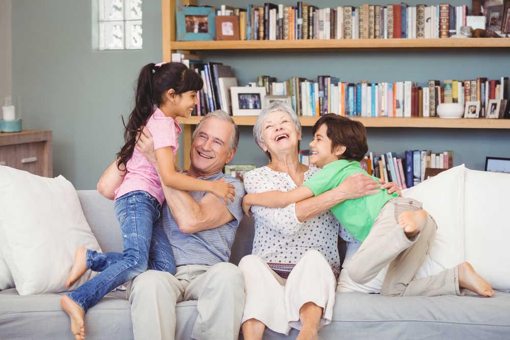 Personas mayores y sus necesidades dentro del hogar