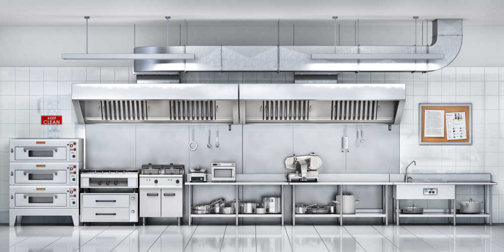 ¿Por qué elegir el acero inoxidable para el mobiliario en hostelería?