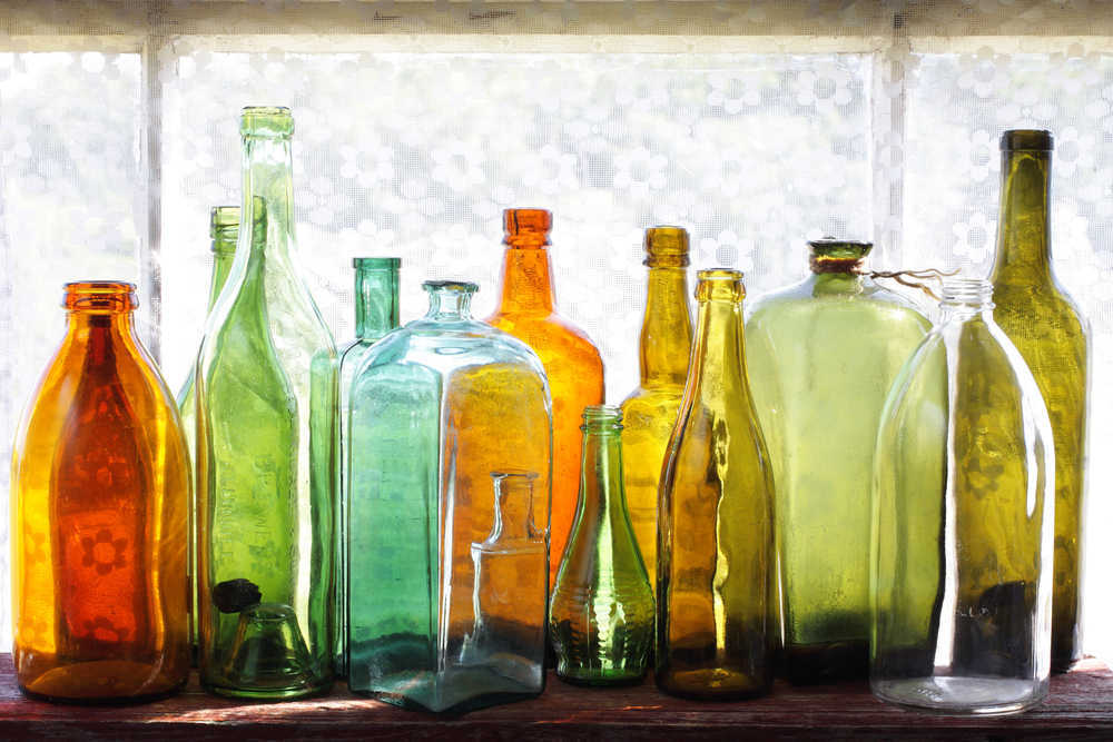 La decoración de vidrio y sus nuevos formatos